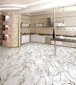 Akmens masės plytelės FOUR TILE CALACATTA LUXE REKT, 60 x 120 cm, glazūruotos, rektifikuotos, 1,44 m2/ dėž.