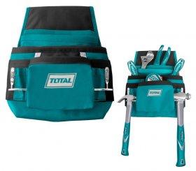 Darbo įrankių dėklas TOTAL, 32x28cm, THT16P1011