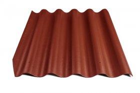 Banguotas lakštas CEDRAL BANGA  Matmenys 875 x 920 mm, Tamsiai raudonos spalvos BL12, 69529 N