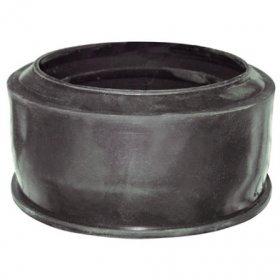 Perėjimas VINITOMA, guminis, d100 mm, plastikas/ketus, juoda sp., 123008