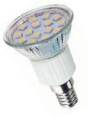 LED lempa ORRO 52004 2,5W, E14, SMD48, 165 lm, N