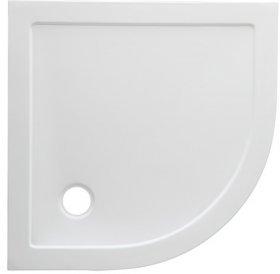 Dušo padėklas COMBO  90 x 90 x 5 cm, pusapvalis, žemas, N