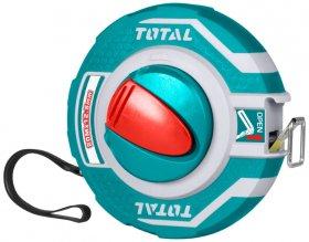 Ruletė TOTAL, 20m, 12.5 mm, TMT11206