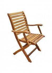 Lauko baldų komplektas NEVADA LOUNGE HNA-P254, stalas, 4 kėdės, aliuminis, išmatavimai stalas 100 x 100 x 75 cm., kėdė 62 x 57 x 89 cm., juoda