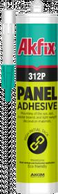 Montažiniai akriliniai klijai Akfix 312P, 310 ml
