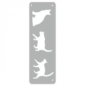 Sienų šablonas PRIMACOL CATS 140