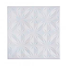 Klijuojamos lubų plokštės M-33-219, spl. melsva, 50x50cm., 2m2