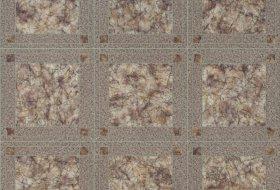 PVC grindų danga OLYMPIC MONACO-1, 2 m pločo, 2,7 mm storio, dėvimasis sluoksnis 0,15 mm, kilmės šalis Serbija, ST