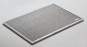 Polimerbetoninė vonelė ACO, 60 x 40 cm, su cink, rėmeliu, 00398