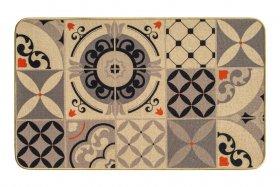 Kilimėlis RICCO OLBIA, 45 x 75 cm, smėlio spalvos, 930-200