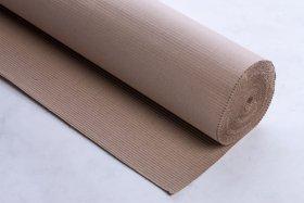 Gofrokartono popierius, 1 m x 15 m, 180 gr/m²