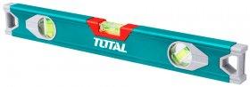 Gulsčiukas TOTAL, 80cm, aliumininis korpusas,storis 1 mm, TMT28016, N