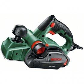 Elektrinis oblius BOSCH PHO 2000 Green, galia 680 W, 82 mm, 0-2 mm, 2,2 kg
