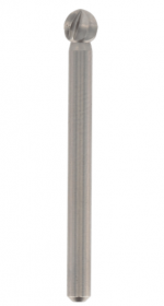 Kietlydinio cilindrinė freza DREMEL, D=4,8 mm, 2 vnt.