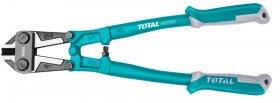 """Žirklės TOTAL, varžtams, vielai karpyti, Cr-V, 12""""/300 mm THT113126"""