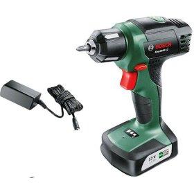 Akumuliatorinis suktuvas BOSCH Easy Drill 12 Green, 1,5 Ah