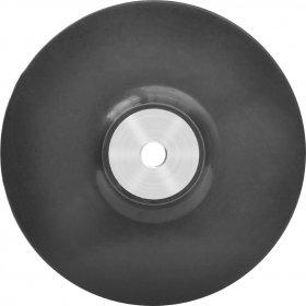Guminis padas TOTAL,  vilnos poliravimo gaubtui, 180 mm, M14x2 TAC7111801