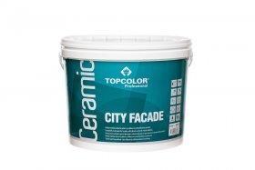 Fasadiniai dažai TOPCOLOR CERAMIC City Facade, 10l