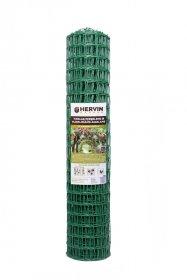 Tinklas pergolėms ir vijokliniams augalams HERVIN GARDEN, plastikinis, žalias, akutė 50 x 60 mm., 1 x 10 m., F60