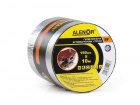 Aliuminio-butilo juosta Alenor BF, 100mm x 10m