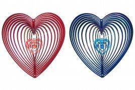 """Paukščių baidyklė """"Heart"""""""