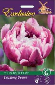 Tulpės EXCLUSIVE DAZZLING DESIRE 12/+ 5 svog., 3521