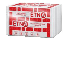 Polistireninis putplastis ETNA EPS 70 Frez., Matmenys 100 x 600 x 1200 mm, 1pak. - 0,4159m3