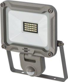 LED prožektorius BRENNENSTUHL JARO 2000 P, 20 W, 28 LED, 220-240 V, 6500 K, 1870 lm, IP44, su PIR judesio davikliu iki 12m 120 laipsnių, 1171250232