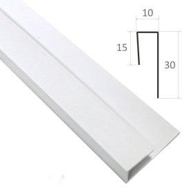 Pradžios profilis PVC dailylentėms WAKSLINE A02/SKV-1