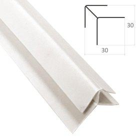 Išorinis profilis PVC dailylentėms WAKSLINE A02/SKV-1