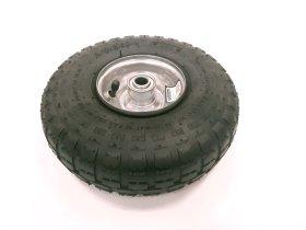 Karučio ratas su metaliniu disku   3 x 4 cm.