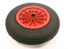 Karučio ratas su plastikiniu disku  WB6406, WB8029 4 x 8 cm.