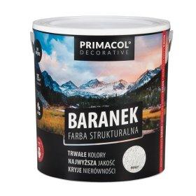 Struktūriniai dažai PRIMACOL Baranek, 5 l