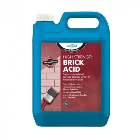 Valiklis BOND IT HIGH STRENGHT BRICK ACID, 5 l