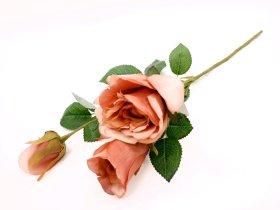 Dirbtinė gėlė rožė NOVELLY HOME DY1-1806