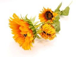 """Dirbtinė gėlė saulėgrąža """"Novelly Home"""", geltonos sp. 68 cm,  GFD151053"""
