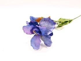 """Dirbtinė gėlė irisas """"Novelly Home"""", violetinės sp. 58 cm,  DY1-1974A"""