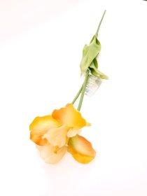 """Dirbtinė gėlė irisas """"Novelly Home"""", geltonos sp. 58 cm,  DY1-1974B"""