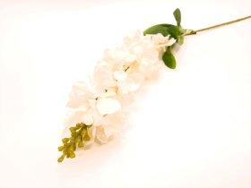 """Dirbtinė gėlė kardelis """"Novelly Home"""",  baltos sp. 91 cm,  DY1-1735A"""