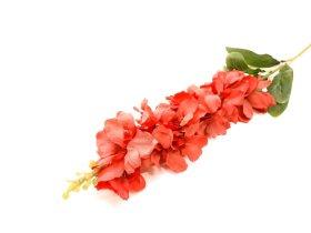 """Dirbtinė gėlė kardelis """"Novelly Home"""",  tamsiai raudonos sp. 91 cm,  DY1-1735B"""