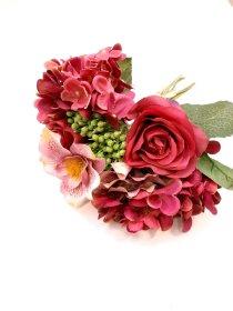 Dirbtinių gėlių puokštė NOVELLY HOME DY1-1894