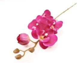 "Dirbtinė gėlė orchidėja ""Novelly Home"", violetinės sp. 69 cm,  DY4-5B"