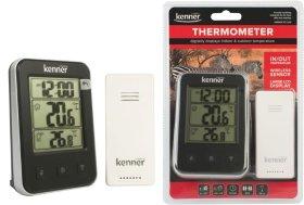 Skaitmeninis termometras KENNER DT-311W, vidaus ir lauko, belaidis