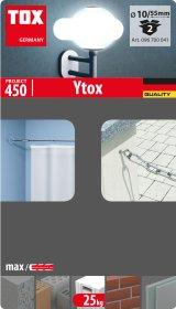 Kaištis akytam betonui TOX Ytox