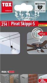 GKP inkaras su kabliu TOX Pirat Skippi-S
