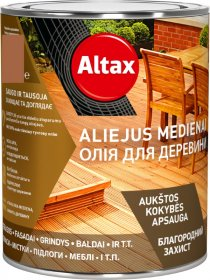 Aliejus ALTAXIN