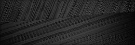 Plytelių keraminis dekoras PRISSMACER PIPER-2 BLACK ILLUSION RECT