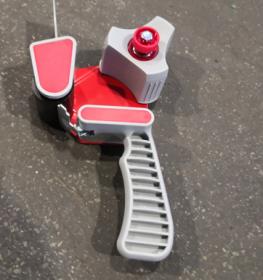 Lipnios juostos klijavimo aparatas, plastikinis