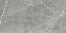 Akmens masės plytelės BUENO EURO MADRID AMAZE LUX REKT, 30 x 60 cm, 1,080 m2/dėž., glazūruotos, t.pilkos spalvos