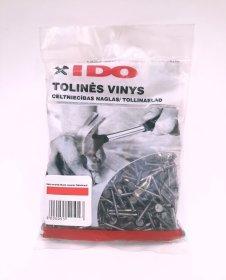 Tolinės vinys 2,0 x 20 mm Xido 2 x 20, 0.3 kg